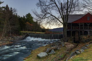 Morning At The Mill