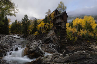 The Picturesque Mill