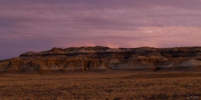Southwestern Sunsets print